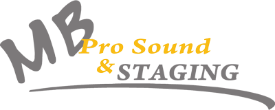 MB Pro Sound & Staging