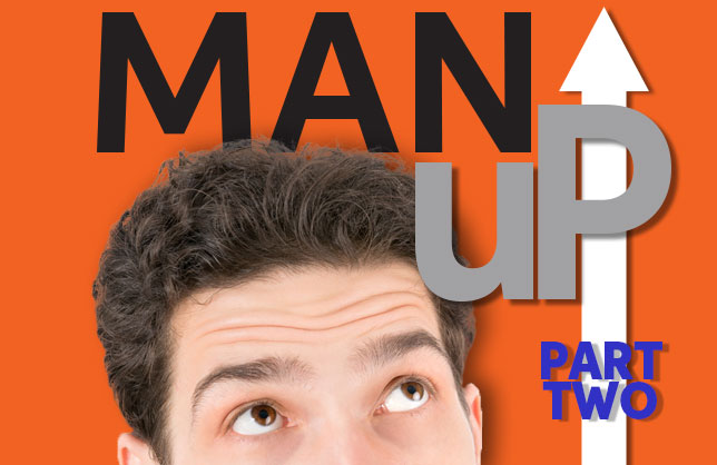 Man Up Series - Accountability