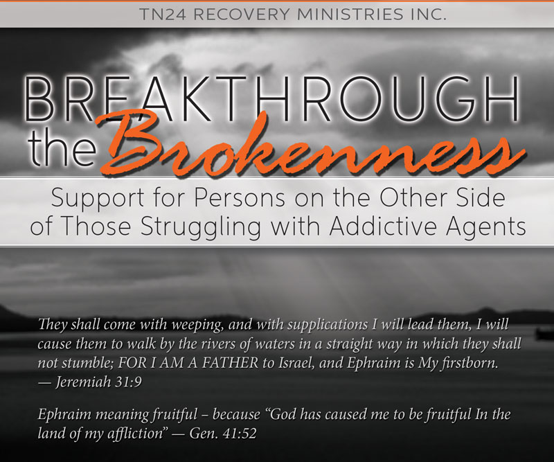 Breakthrough the Brokenness